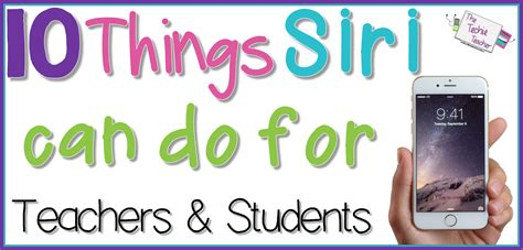 10 Things The 40s Can Still Do by 10 Things Siri Can Do For Teachers Students The Techie