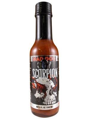 mad 357 sauce mad 357 scorpion sauce