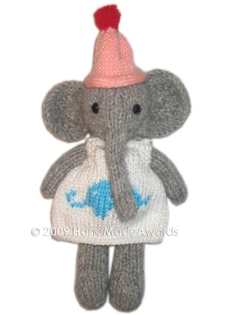 pattern drum in knitting lovely elephant with drum knit pattern pdf email zeppy io