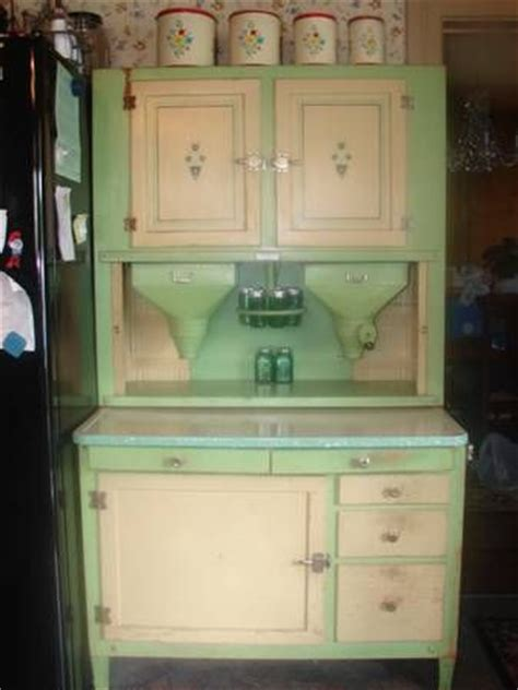 Antique Hoosier Cabinets by Antique Hoosier Baking Cabinet Kitchy Kitchens
