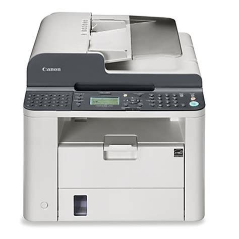 Office Depot Fax by Canon Faxphone L190 Monochrome Laser Multifunction Printer