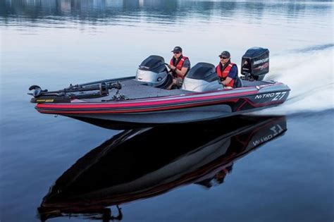 nitro bass boat owners tournament 2015 nitro z 7 bass boat review boatdealers ca