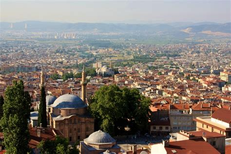 what was the capital of the ottoman empire bursa turkey the major capital of the ottoman