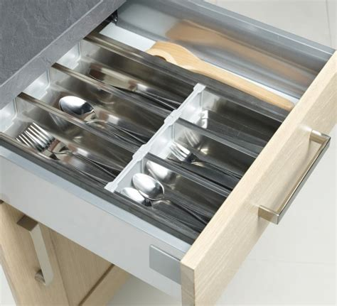 Kitchen System Lewis Select Kitchens Select Modern Cutlery Tray Kp C80 Ss1