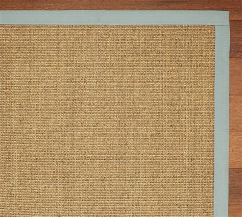 sisal rug pottery barn color bound sisal rug select items pottery barn