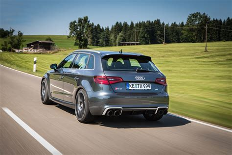 Audi Rs3 Abt by New Abt Sportsline Power Kit Raises Audi Rs3 Output To 430 Ps