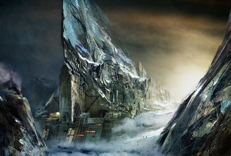 wallpapers of the week mountains fantasy wallpaper of the week 50 fantasy scenery