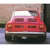 1966 2000 OT AMERICA COUPE  Berni Motori Abarth