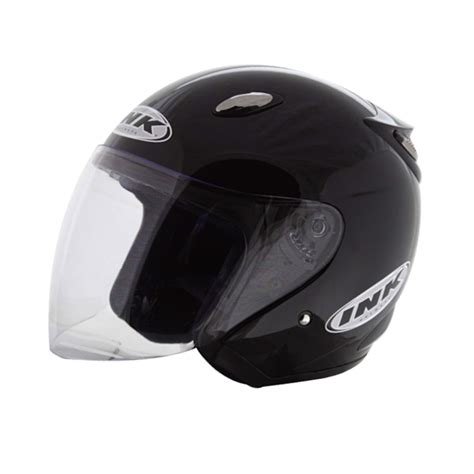 Helm Ink Half Centro Jual Ink Centro Helm Half Black Harga