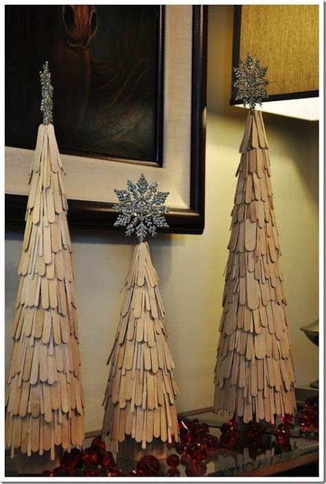 icestick crismax tree 17 clever popsicle craft ideas for your this homesthetics inspiring ideas for