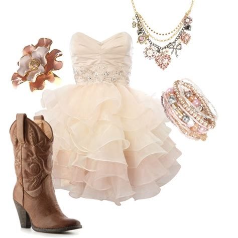 country chic   Polyvore