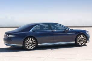 new lincoln town car concept 2018 lincoln town car concept picture review car 2018