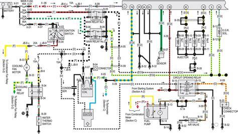 мазда 626 мх 6 схемы электрооборудования mazda 626 mx 6