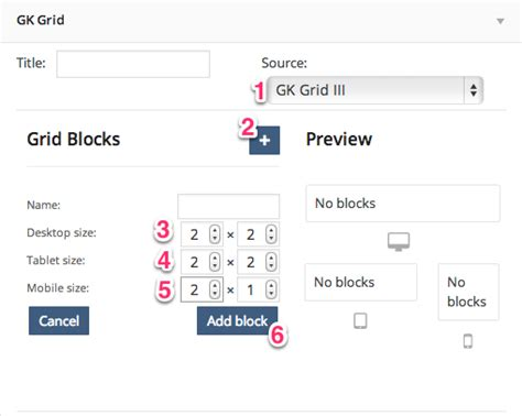 wordpress layout widget how to use the grid metro layout widget for wordpress