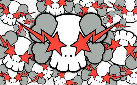 Bape Wallpaper Iphone Iphone All Hp kaws x skulls by keyzersoze on deviantart