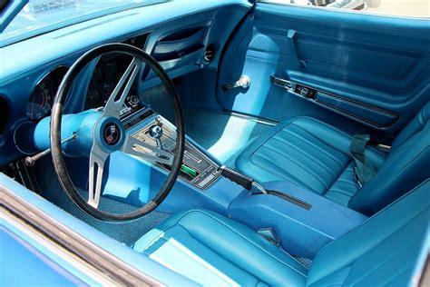 1970 corvette interior 1970 chevrolet corvette 454 390 196469
