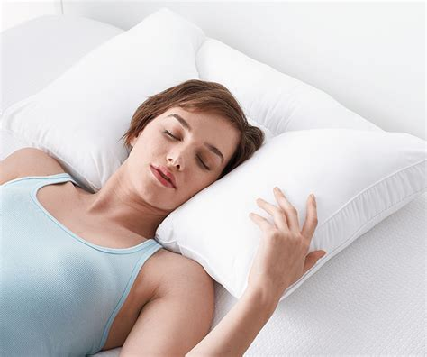 Sleeping Without Pillow Neck by Posture Pillows The Company Store