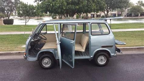 subaru 360 van 1970 subaru 360 sambar micro van auto restorationice
