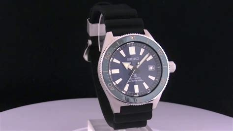 Seiko Prospex SBDC053 Automatic Diver 200m Mechanical   YouTube