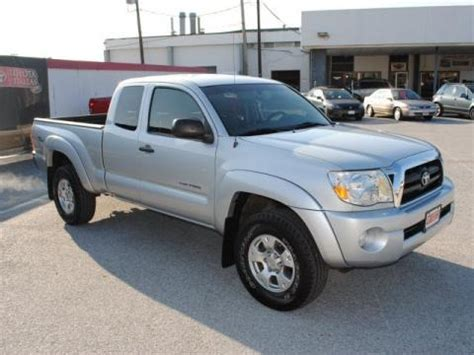Toyota Tacoma Prerunner Price 2005 Toyota Tacoma Prerunner Trd Access Cab Data Info And