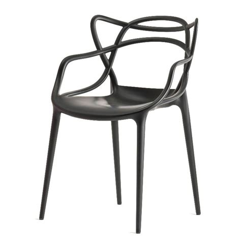 chaise design master blanche mate discount discount design