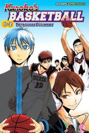 kurokos basketball manga anime planet