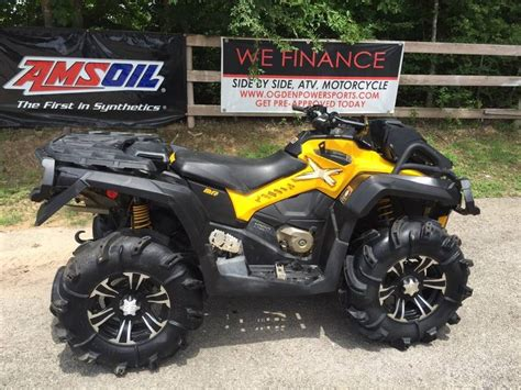 used can am outlander 1000 for sale tags page 1 new used outlander1000xmr motorcycle for sale