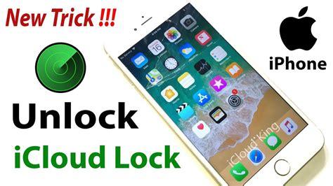 trick remove  unlock icloud activation lock
