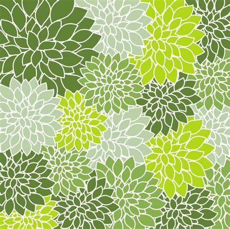 wallpaper pattern vintage green vintage floral wallpaper background free stock photo