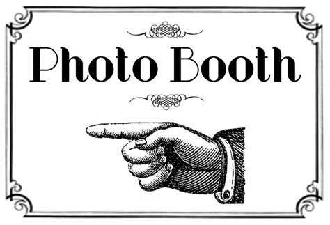 photo booth sign template free free printable photo booth sign here is the printable