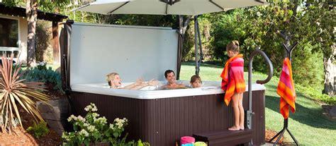 triyae backyard tub decks various design
