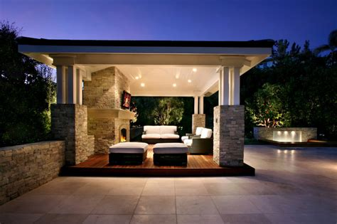 Outdoor Living Ideas by Tips To Design An Outdoor Living Room Optimum Houses
