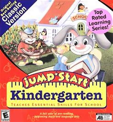 Pc Jump Start Kindergarten jumpstart kindergarten pc ign