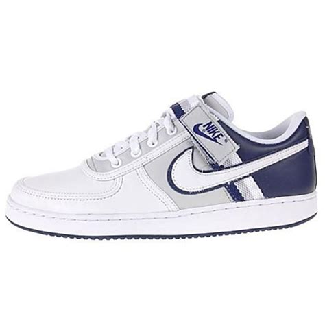 navy and white basketball shoes best quality nike vandal low midnight navy white