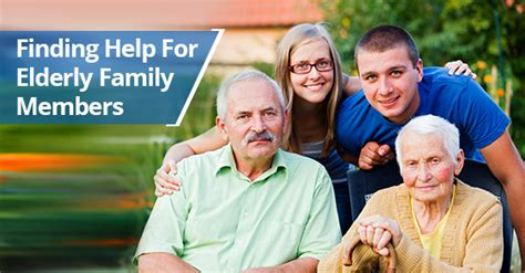 Search Help For Seniors When Is It Time To Find Help For An Elder Family Member