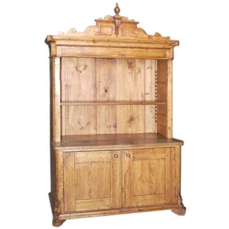 Antique Cupboards For Sale - antique step back hutch cupboard for sale at 1stdibs