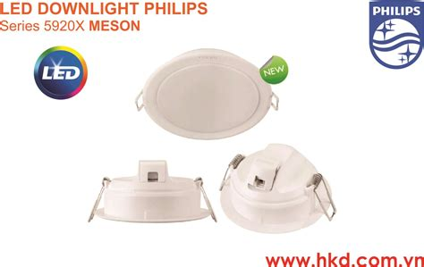 Philips Downlihgt Led 59202 7w 35 led downlight meson 7w philips