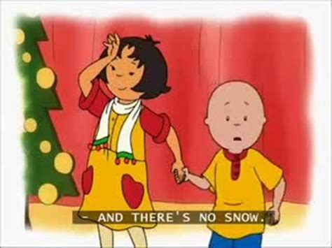watch caillou episode 105 caillou's holiday movie 8 online