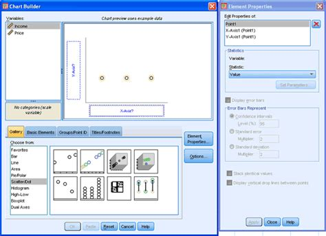 tutorial spss split plot creating a scatterplot using spss statistics setting up