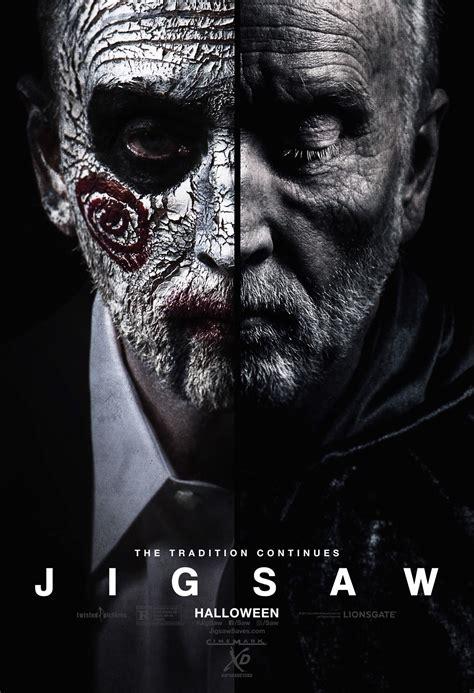 jigsaw film images final jigsaw poster highlights the return of a horror