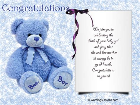 baby shower congratulation message congratulations messages for new baby wordings and