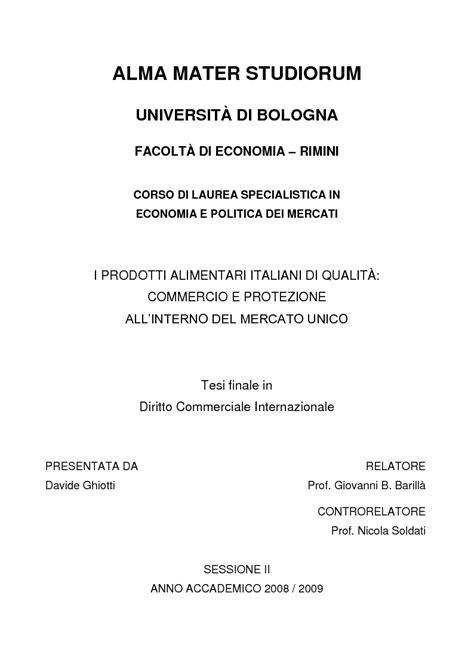costo iscrizione di commercio alma mater studiorum universit 192 di bologna facolt 192 di