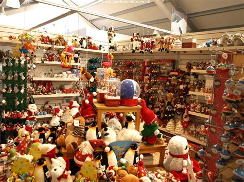 christmas at the stratford garden centre