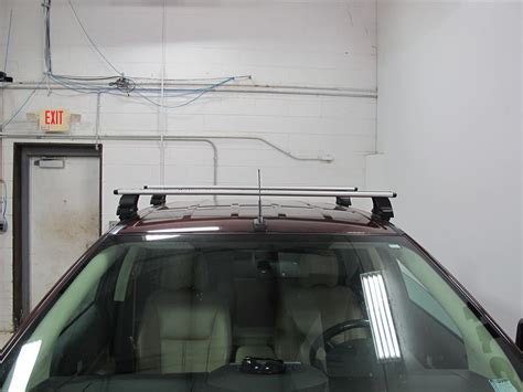 Roof Rack For Ford Edge by Roof Rack For 2010 Ford Edge Etrailer