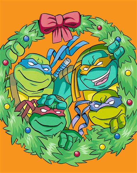 teenage mutant ninja turtles christmas coloring pages christmas ninja turtles