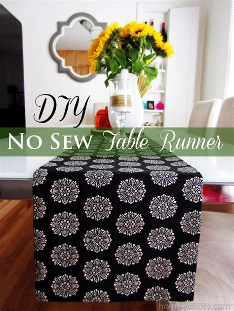 how to sew a table runner diy table runners for every occasion