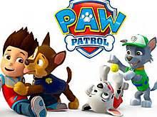 game paw patrol ryder chase