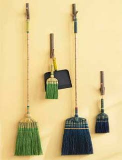 Handcrafted Brooms - the eco modernist 6 1 08 7 1 08
