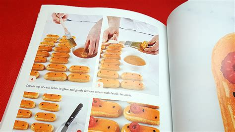 eclairs easy elegant 0778805670 eclairs cookbook by christophe adam mama likes this