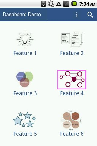 android dashboard layout design how to build a dashboard user interface in android more